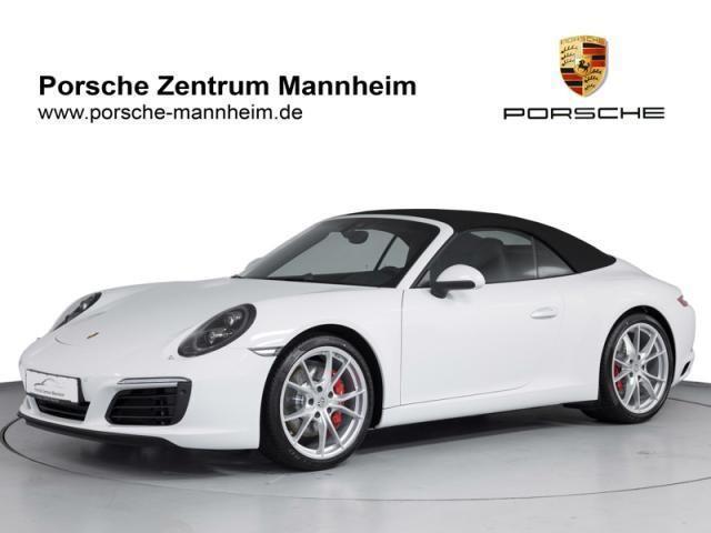 gebraucht porsche 911 carrera s cabriolet 2016 km in mannheim. Black Bedroom Furniture Sets. Home Design Ideas