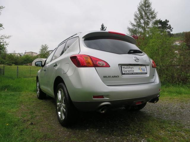 verkauft nissan murano 2 5 dci executi gebraucht 2011 km in niefern. Black Bedroom Furniture Sets. Home Design Ideas