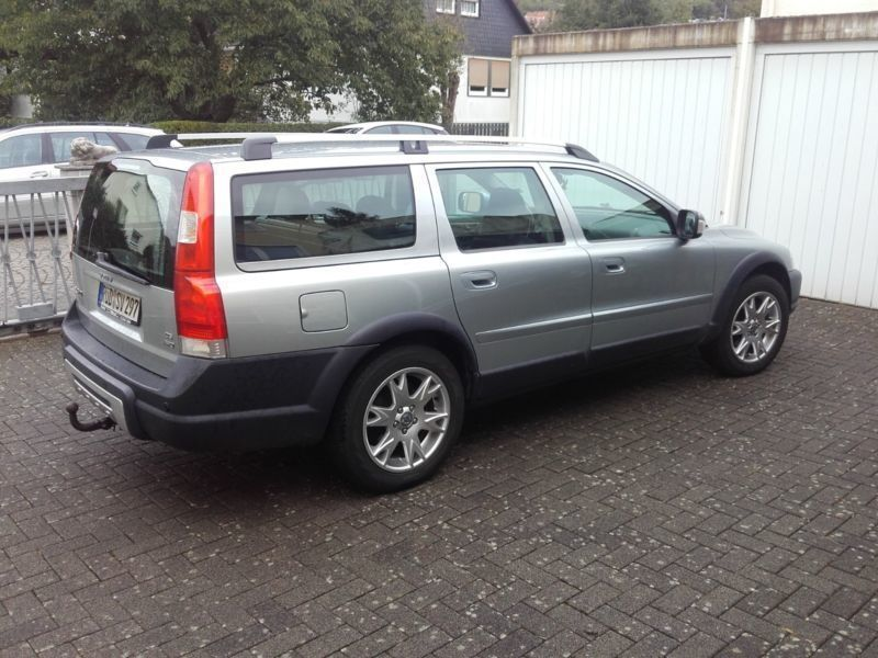 verkauft volvo xc70 d5 awd ocean race gebraucht 2006 145. Black Bedroom Furniture Sets. Home Design Ideas