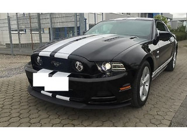 verkauft ford mustang gt fastback 5 0 gebraucht 2014. Black Bedroom Furniture Sets. Home Design Ideas