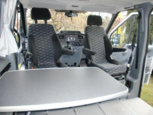 verkauft ford transit euroline nugget gebraucht 2009. Black Bedroom Furniture Sets. Home Design Ideas