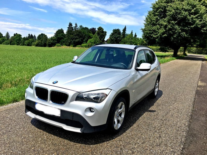 verkauft bmw x1 xdrive20d gebraucht 2011 km in. Black Bedroom Furniture Sets. Home Design Ideas
