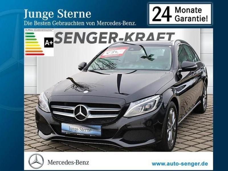 gebraucht Mercedes C220 d T-Modell Avantgarde Avantgarde