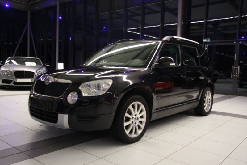 verkauft skoda yeti 1 8 tsi gebraucht 2010 km in. Black Bedroom Furniture Sets. Home Design Ideas