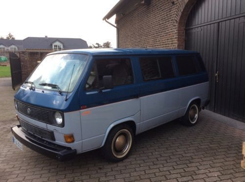 verkauft vw t3 bulli 16v gti gebraucht 1987 km. Black Bedroom Furniture Sets. Home Design Ideas
