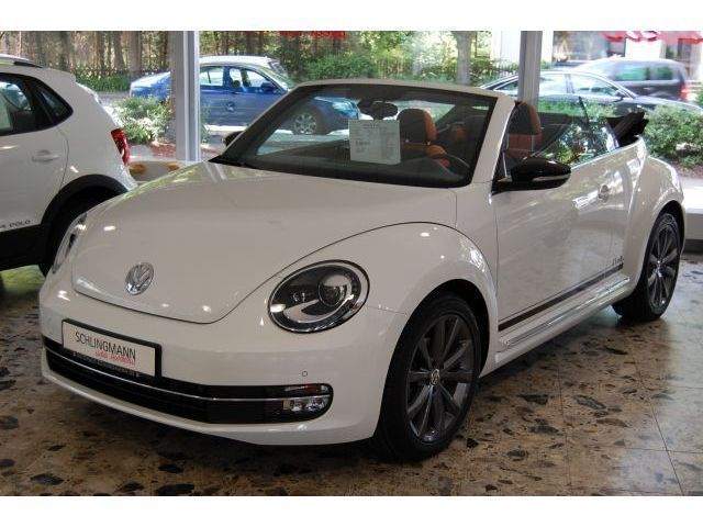 verkauft vw beetle cabriolet karmann gebraucht 2015. Black Bedroom Furniture Sets. Home Design Ideas