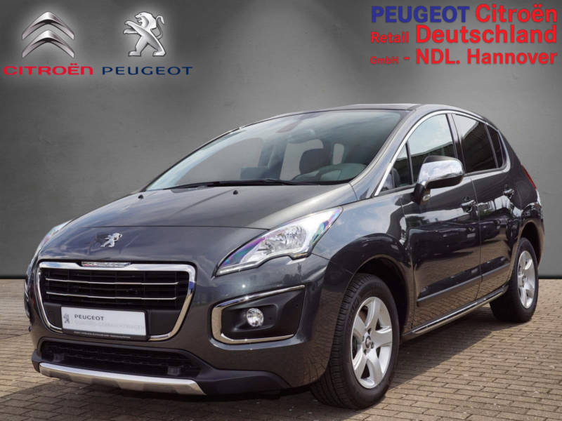 verkauft peugeot 3008 bluehdi 150 allu gebraucht 2016 km in hannover. Black Bedroom Furniture Sets. Home Design Ideas