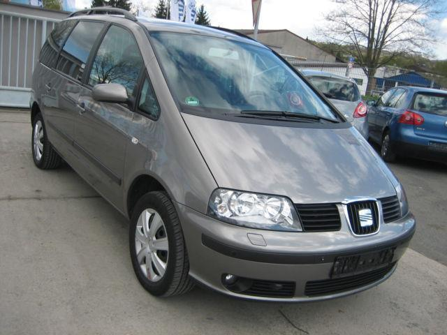 verkauft seat alhambra 1 8 20v turbo a gebraucht 2005 km in immenstaad. Black Bedroom Furniture Sets. Home Design Ideas