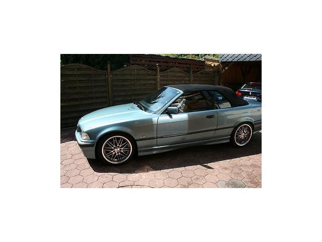 verkauft bmw 320 cabriolet gebraucht 1997 km in bremen. Black Bedroom Furniture Sets. Home Design Ideas