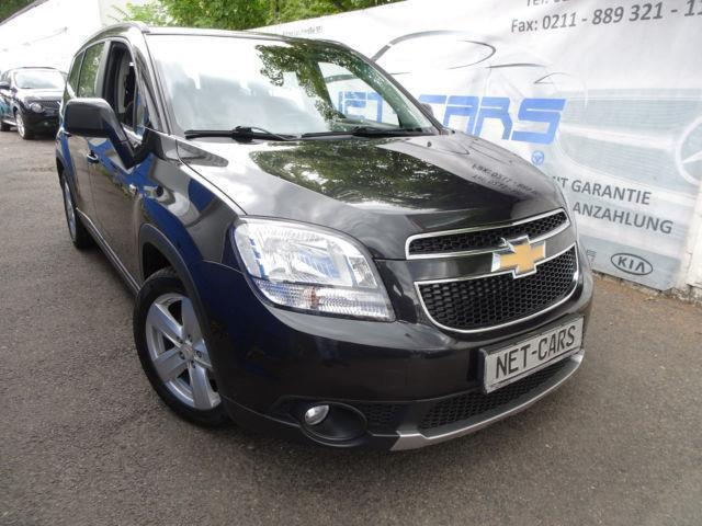 verkauft chevrolet orlando 2 0 td aut gebraucht 2011 km in stuvenborn. Black Bedroom Furniture Sets. Home Design Ideas