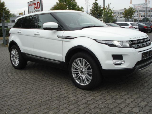 verkauft land rover range rover evoque gebraucht 2013. Black Bedroom Furniture Sets. Home Design Ideas