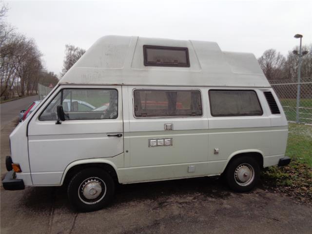 verkauft vw t3 wohnmobil gebraucht 1987 km in aachen. Black Bedroom Furniture Sets. Home Design Ideas