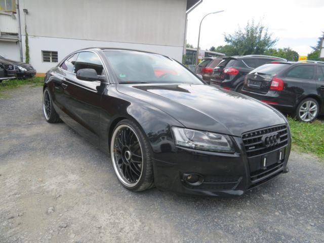 Audi a5 coupe 30 tdi quattro gebraucht