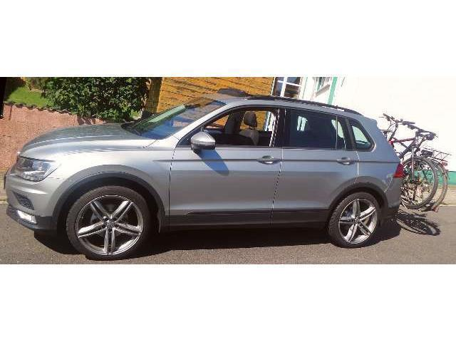 verkauft vw tiguan 1 4 tsi bluemotion gebraucht 2017 km in bassenheim. Black Bedroom Furniture Sets. Home Design Ideas
