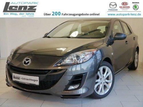 gebraucht Mazda 3 Sport 2.2 CD Exclusive-Line Navi, PDC, Klimaau
