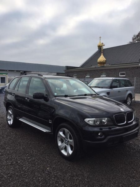 verkauft bmw x5 gebraucht 2004 km in cloppenburg. Black Bedroom Furniture Sets. Home Design Ideas