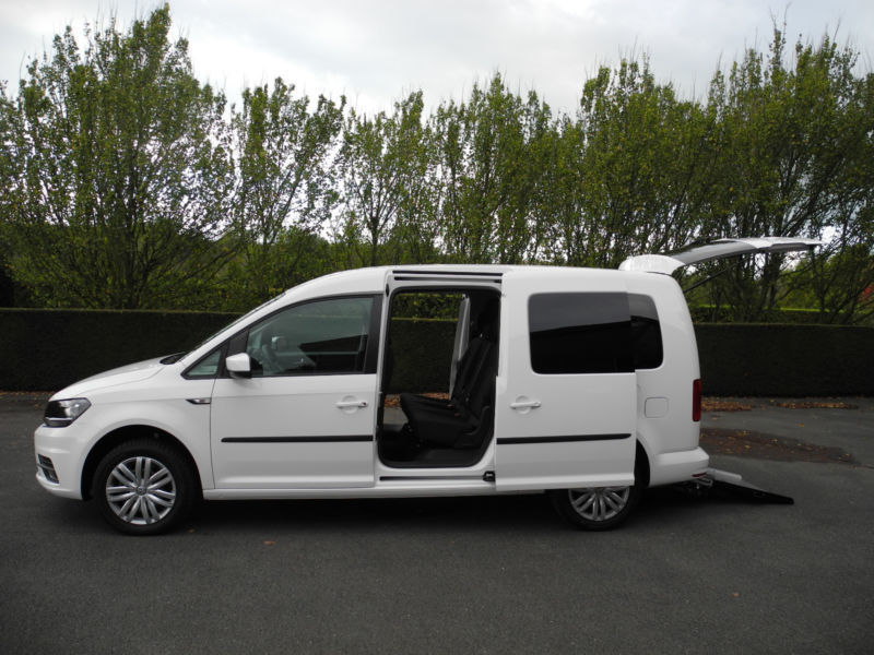 gebraucht 2 0 tdi maxi rollstuhlgerecht amf euro6 vw caddy 2015 km in neukirchen. Black Bedroom Furniture Sets. Home Design Ideas