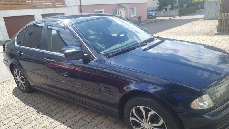 verkauft bmw 320 i gebraucht 1999 km in nagold autouncle. Black Bedroom Furniture Sets. Home Design Ideas