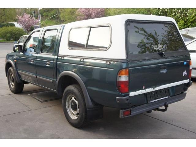verkauft ford ranger pick up 4x4 gebraucht 2001. Black Bedroom Furniture Sets. Home Design Ideas