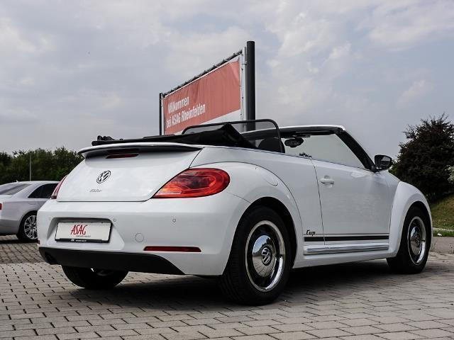verkauft vw beetle cabriolet 1 2 tsi gebraucht 2015. Black Bedroom Furniture Sets. Home Design Ideas