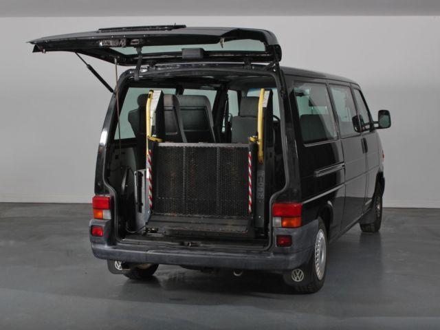 verkauft vw t4 lang behindertengerecht gebraucht 2003 km in harrislee. Black Bedroom Furniture Sets. Home Design Ideas