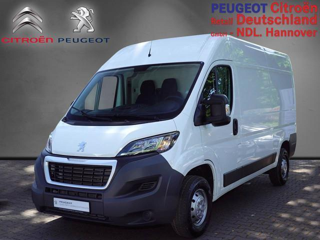 verkauft peugeot boxer hdi 335 l2h2 ko gebraucht 2016 km in hannover. Black Bedroom Furniture Sets. Home Design Ideas