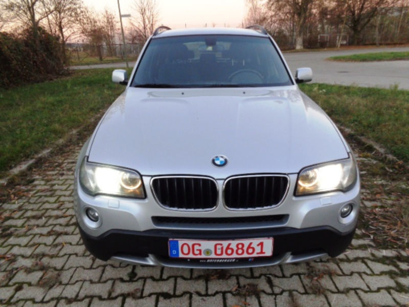 verkauft bmw x3 gebraucht 2007 km in lahr. Black Bedroom Furniture Sets. Home Design Ideas