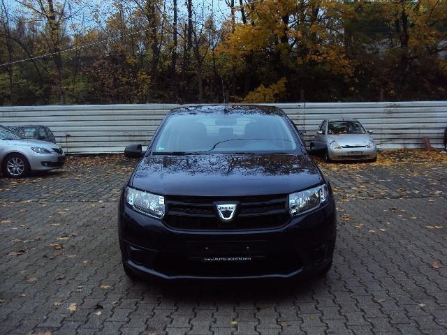 verkauft dacia sandero 1 2 16v 75 ambi gebraucht 2016 km in essen. Black Bedroom Furniture Sets. Home Design Ideas