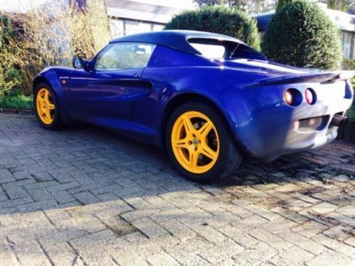 verkauft lotus elise mk1 einzeldrossel gebraucht 1999 km in mayen. Black Bedroom Furniture Sets. Home Design Ideas