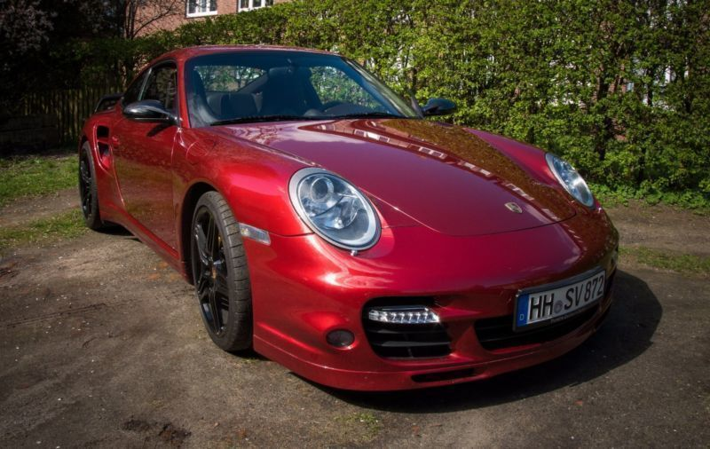 verkauft porsche 997 turbo gebraucht 2009 km in hamburg. Black Bedroom Furniture Sets. Home Design Ideas