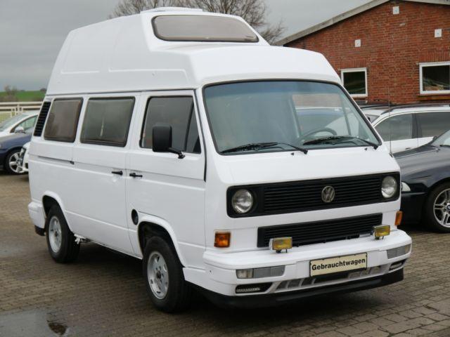 verkauft vw t3 bus mit dachaufbau t v gebraucht 1985 km in baden w rttemberg. Black Bedroom Furniture Sets. Home Design Ideas