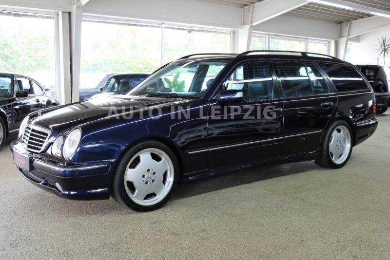 verkauft mercedes e55 amg t amg kombi gebraucht 2003 km in hamburg. Black Bedroom Furniture Sets. Home Design Ideas