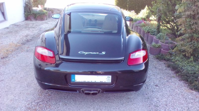 verkauft porsche cayman s 3 4 gebraucht 2006 km in volkenschwand. Black Bedroom Furniture Sets. Home Design Ideas