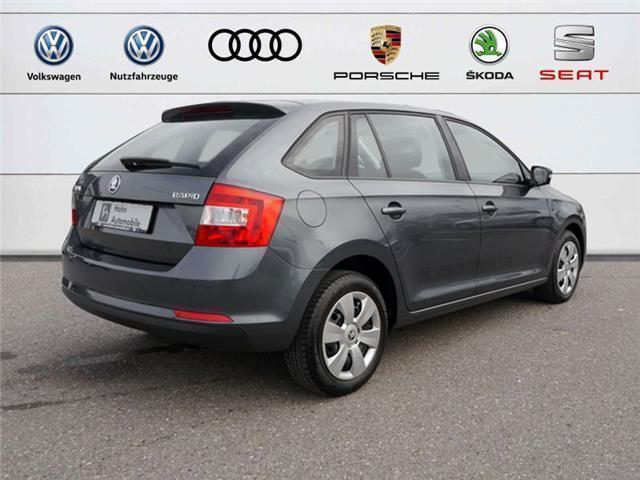 verkauft skoda rapid spaceback ambitio gebraucht 2016 km in weinstadt endersbach. Black Bedroom Furniture Sets. Home Design Ideas