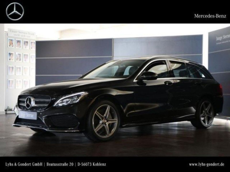 verkauft mercedes c250 d 4matic t mode gebraucht 2016 km in koblenz. Black Bedroom Furniture Sets. Home Design Ideas
