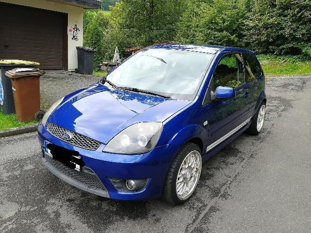 verkauft ford fiesta st 150 gebraucht 2005 km in kreuztal. Black Bedroom Furniture Sets. Home Design Ideas