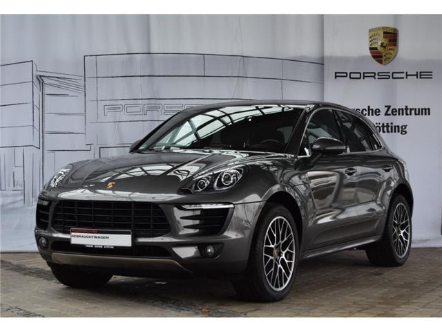 verkauft porsche macan s diesel gebraucht 2014 km in alt tting. Black Bedroom Furniture Sets. Home Design Ideas