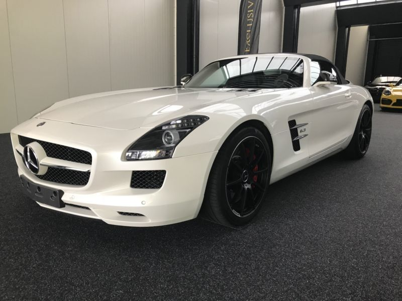 verkauft mercedes sls amg 63 amg cabri gebraucht 2013 km in mannheim. Black Bedroom Furniture Sets. Home Design Ideas