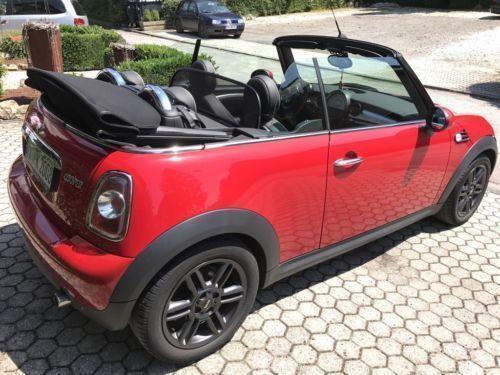 gebrauchte mini cabriolet series mini cabriolet series gebrauchtwagen. Black Bedroom Furniture Sets. Home Design Ideas