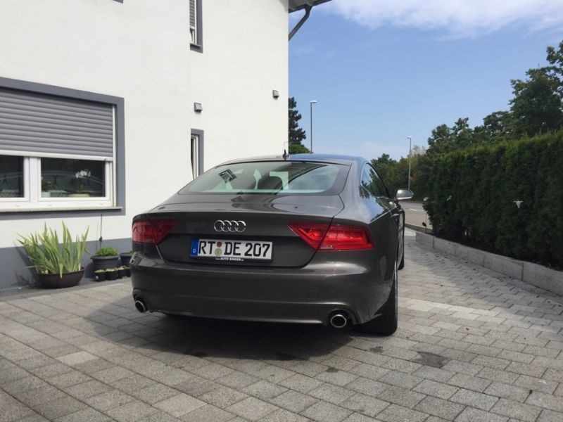 gebraucht 3 0 tdi quattro s tronic audi a7 2011 km in straubing. Black Bedroom Furniture Sets. Home Design Ideas