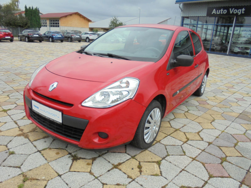 531 gebrauchte renault clio iii renault clio iii gebrauchtwagen. Black Bedroom Furniture Sets. Home Design Ideas