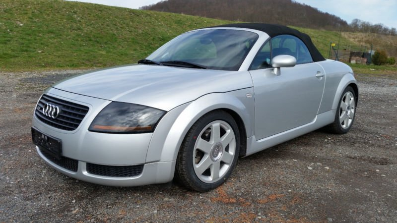 verkauft audi tt roadster 1 8 t quattro gebraucht 2000 km in ostfildern. Black Bedroom Furniture Sets. Home Design Ideas