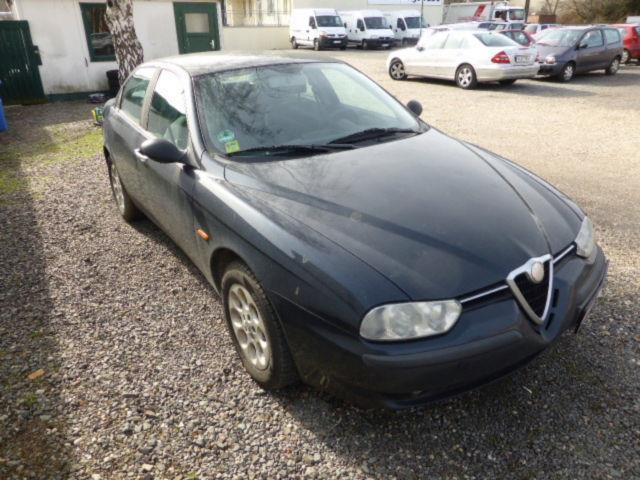 gebraucht alfa1 6 t spark progression alfa romeo 156 2002 km in detmold. Black Bedroom Furniture Sets. Home Design Ideas