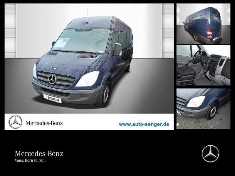 gebraucht Mercedes Sprinter 319CDI KA MIXTO KLIMA+AUTOMATIK+AHK2,8t