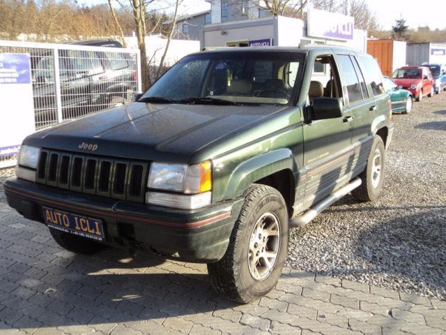 verkauft jeep grand cherokee limited gebraucht 1994 km in ratingen. Black Bedroom Furniture Sets. Home Design Ideas