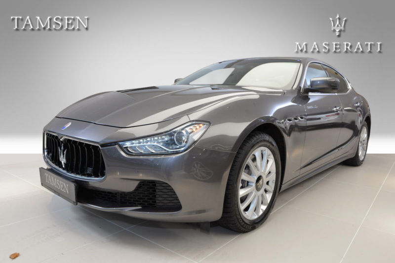 maserati ghibli gebraucht ghibli gebrauchte maserati. Black Bedroom Furniture Sets. Home Design Ideas