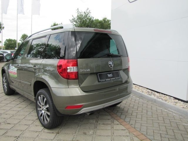 verkauft skoda yeti 1 2 tsi active gebraucht 2014 km in hohnstorf. Black Bedroom Furniture Sets. Home Design Ideas