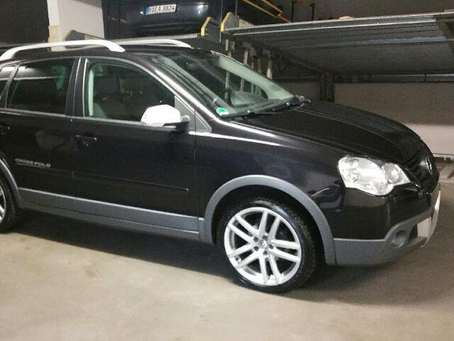verkauft vw polo cross 1 6 automatik gebraucht 2007 km in berlin. Black Bedroom Furniture Sets. Home Design Ideas