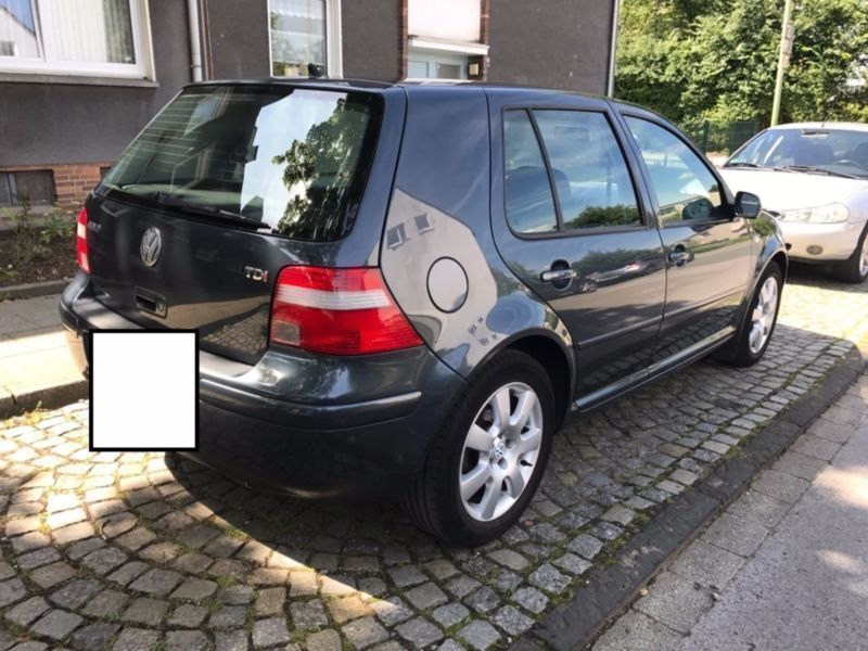 verkauft vw golf 1 9 tdi pacific gebraucht 2003. Black Bedroom Furniture Sets. Home Design Ideas