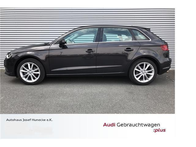 verkauft audi a3 sportback attraction gebraucht 2013. Black Bedroom Furniture Sets. Home Design Ideas